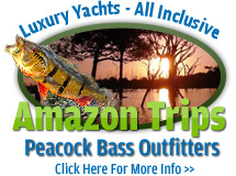 Amazon Trips - All Inclusive Peacock Bass Outfitters